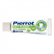 Compact Travel toothpaste 5 ml  (4 uds.)